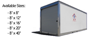 The Mobile Attic Portable Storage Units Mobile Storage