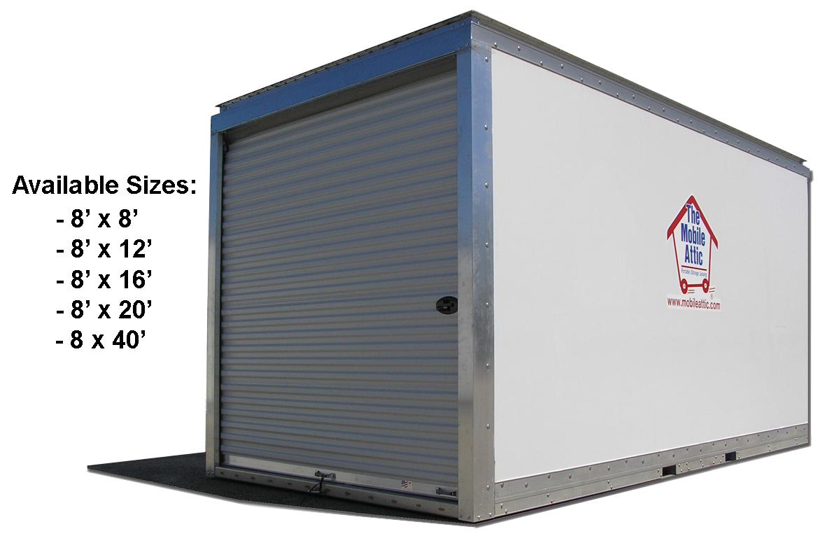 The Mobile Attic Residential Container Rental