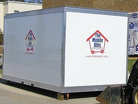 Mobile Attic Containers for Rent Northwest FL