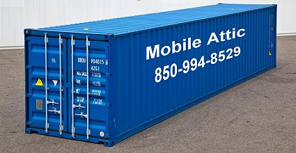 Northwest FL Steel Containers For Sale