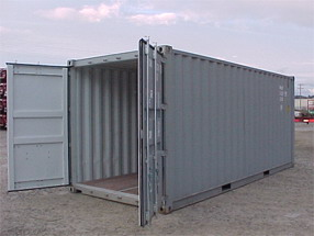 Steel Containers for Rent Northwest FL